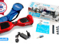 red swegway hoverboard