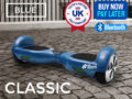 CLASSIC BLUE SWEGWAY<br>WITH FREE BUGGY DEAL!