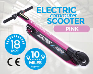 commuter-scooter-electric-pink